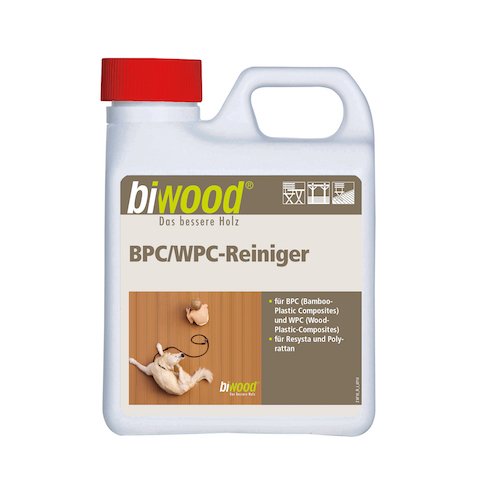 BPC / WPC čistič