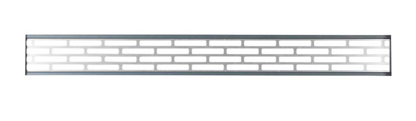 Ocelová mřížka pro zástěnu