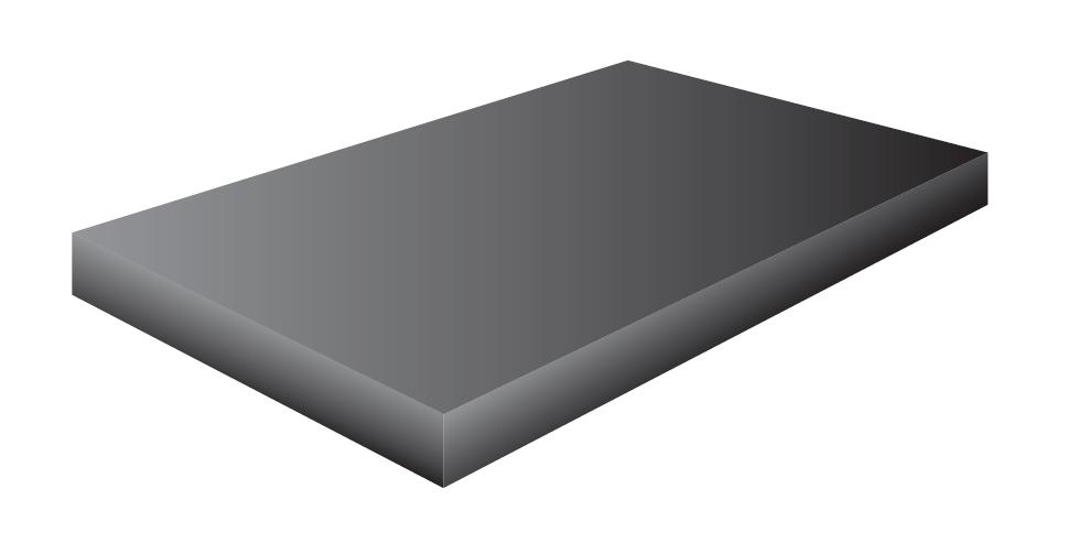 Pryžová podložka 20 mm