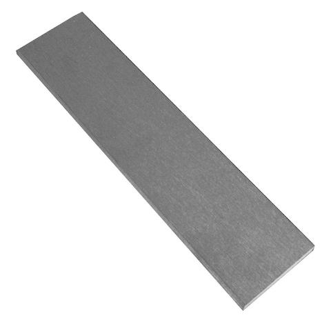 Ukončovací lišta rovná Silver grey